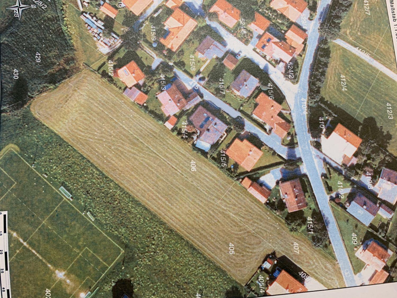 Luftbildkarte vom Vermessungsamt Traunstein