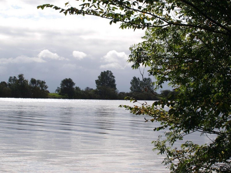 Fluss Eider, Naherholung in ca. 5 Minuten erreichbar