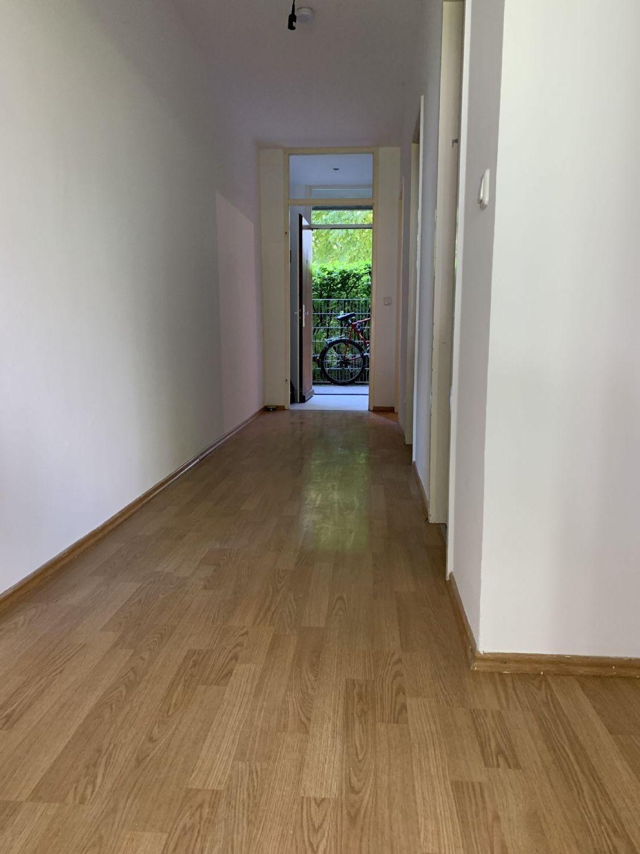 Blick auf den Eingangsbereich der Wohnung